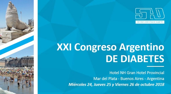 XXI Congreso Argentino de Diabetes